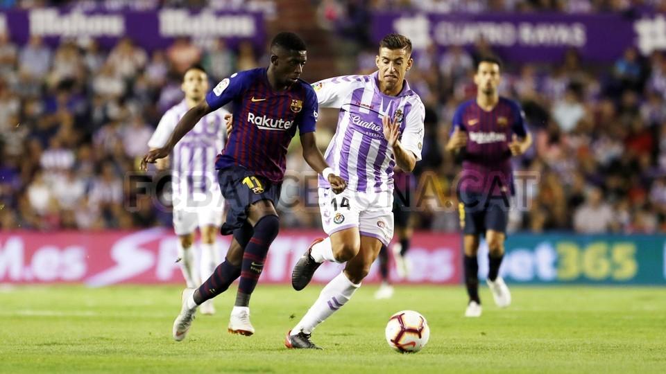 صور مباراة : بلد الوليد - برشلونة 0-1 ( 25-08-2018 )  96710754