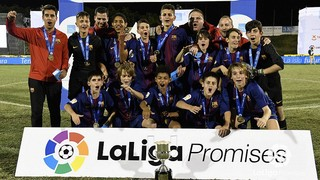 Infantil B 1 - Valencia 0 (LaLiga Promises)