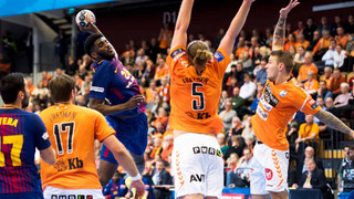 Kristianstad – Barça Lassa: Solid victory based on defence (21-26)