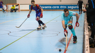 PAS Alcoy 2 - FC Barcelona Lassa 5 (OK Liga)