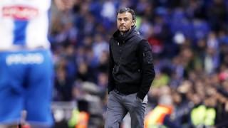 """""""Hem sabut llegir molt bé el partit i hem estat molt compactes els 90 minuts per ser clars mereixedors del triomf"""", ha afirmat el tècnic asturià"""