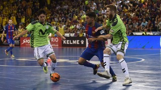 FC Barcelona Lassa 1 - Movistar Inter 6 (Final Play-off LNFS)