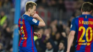 Rakitic says FC Barcelona are motivated for the stretch run