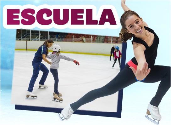 Escuela patinaje