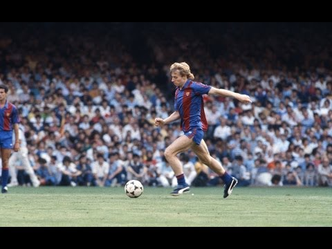 Steve Archibald: the Scottish 9