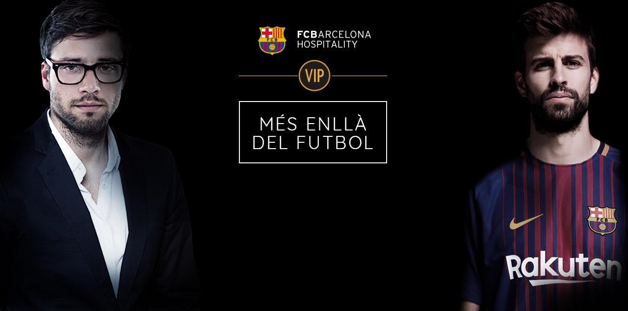 Abonament VIP temporada Barça