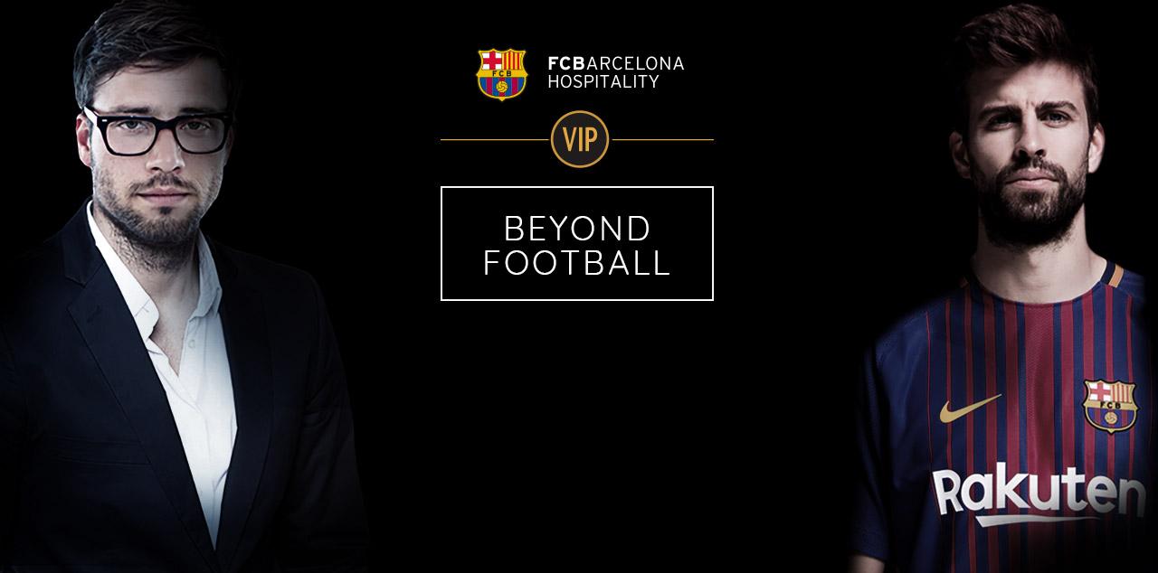 Season VIP Tickets FC Barcelona