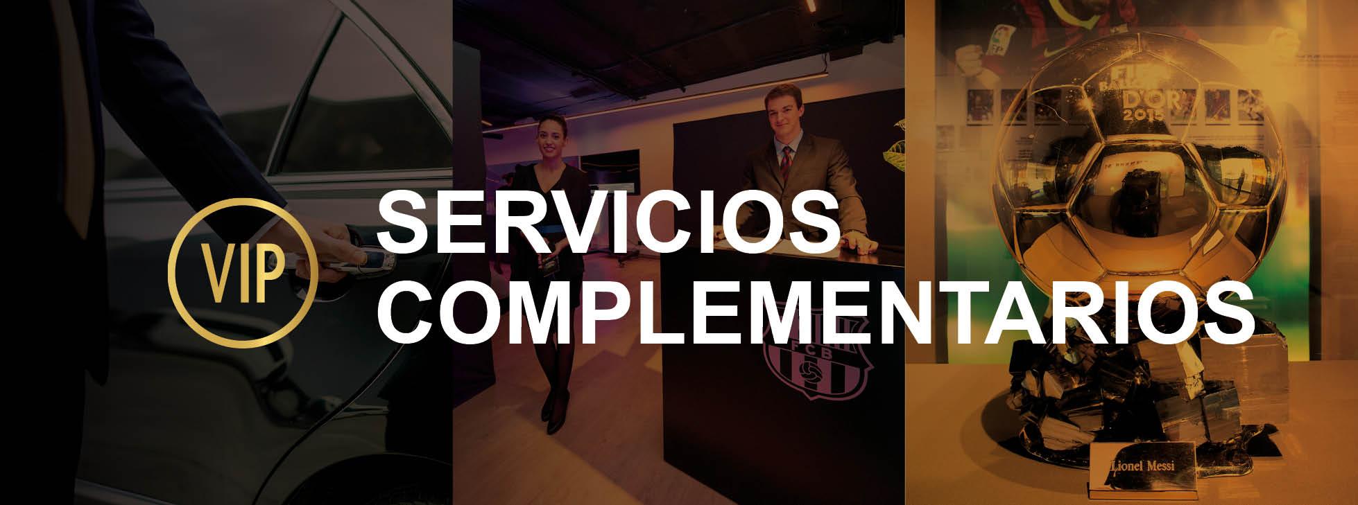 VIP SERVICIOS COMPLEMENTARIOS