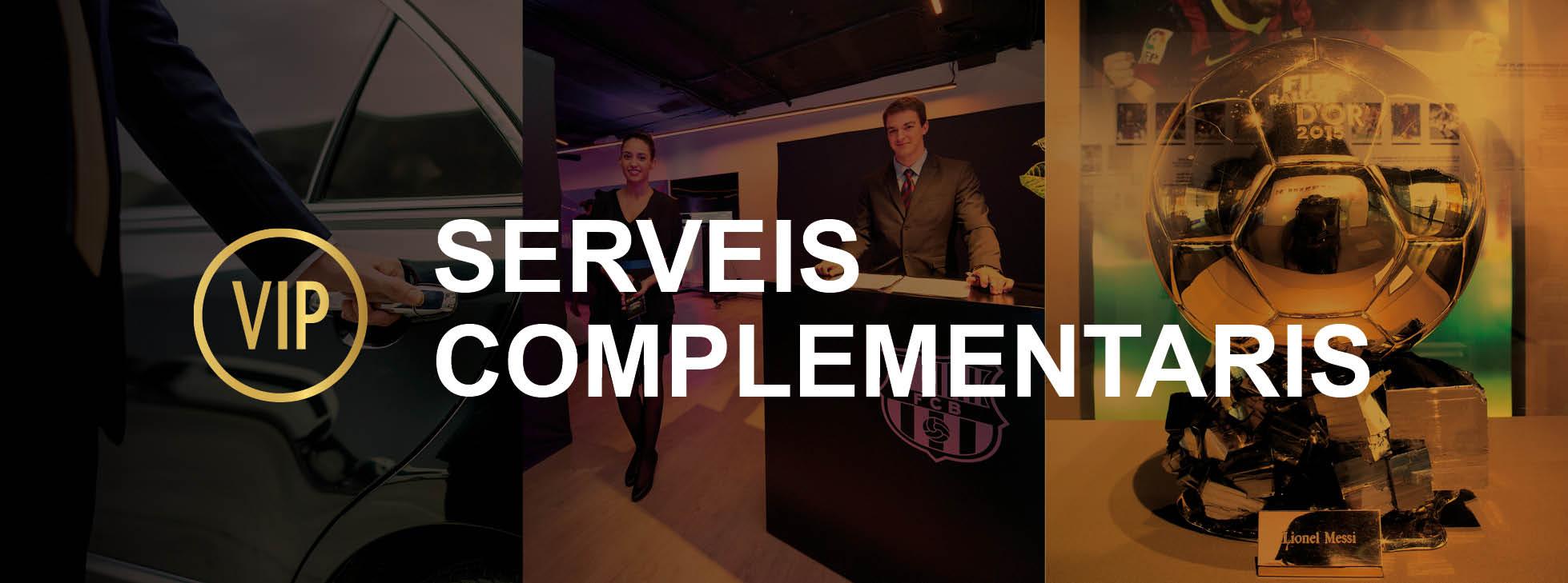 serveis complementaris