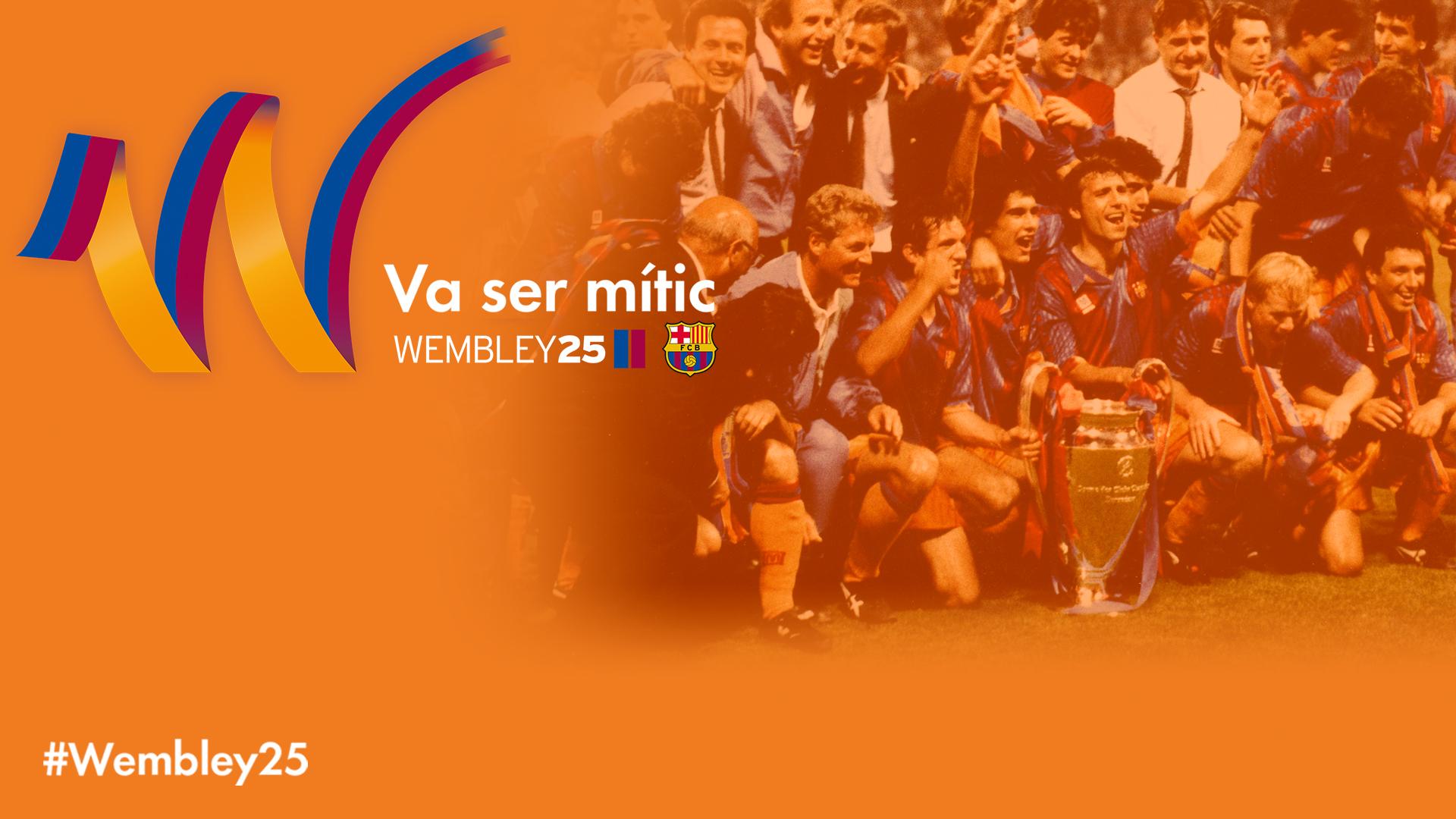 Thumbnail for Així ha estat l'homenatge als herois de Wembley 92 /Así ha sido el homenaje a los héroes de Wembley 92