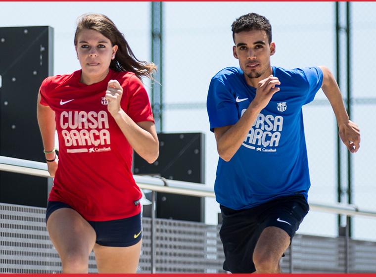 Cursa Barça 2017