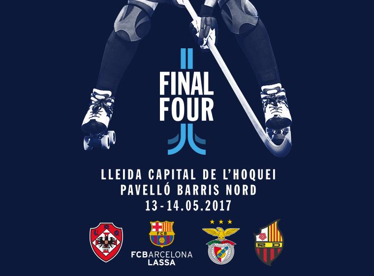 Final Four - Hoquei - Lleida 2017