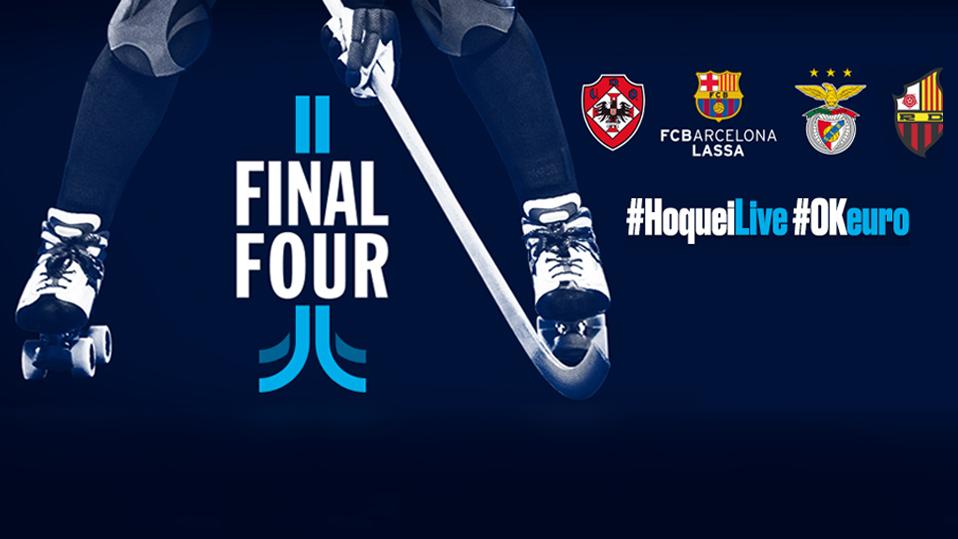 Thumbnail for La Final Four d'hoquei patins, minut a minut / La Final Four de hockey patines, minuto a minuto