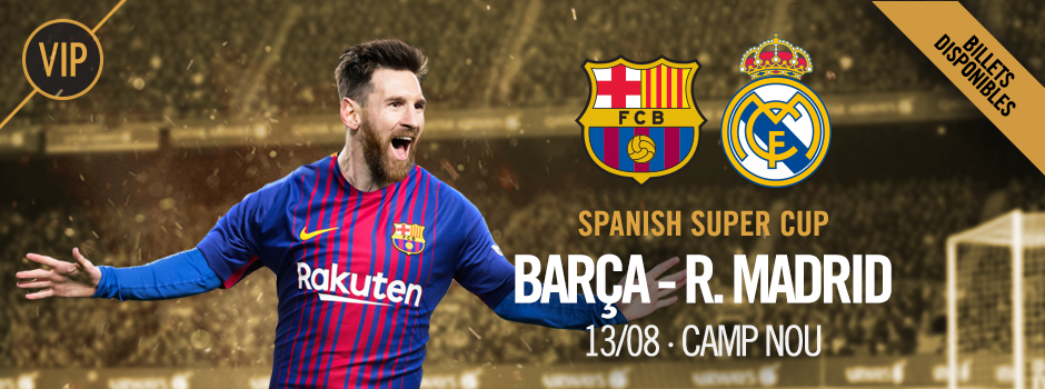 FCB - R. MADRID