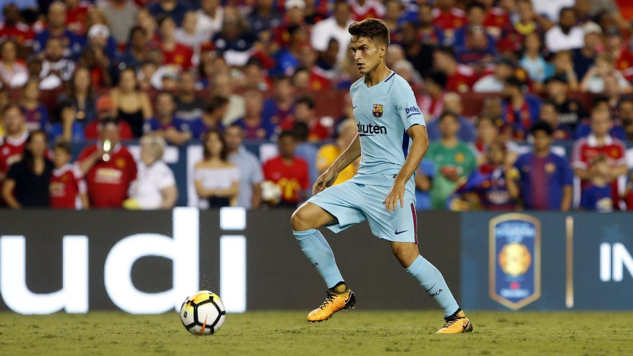 Thumbnail for Nàstic de Tarragona - FC Barcelona (1-1)