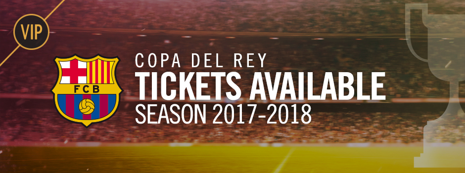 TICKETS VIP FC Barcelona - Murcia