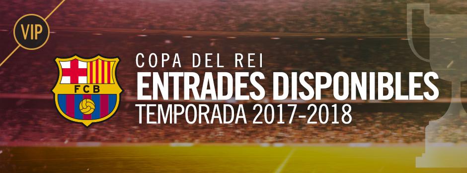 Compra entrades VIP FC Barcelona - MURCIA