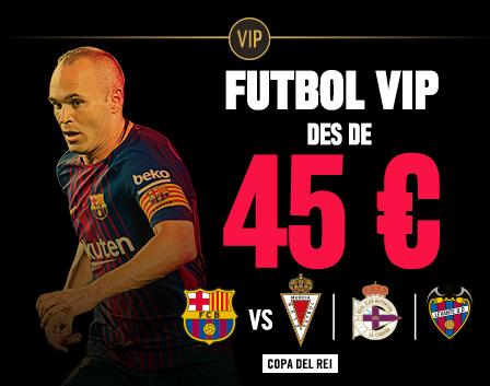 Black Friday Entrades VIP Futbol