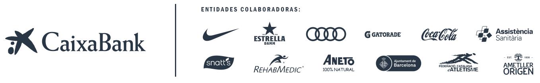 CURSA BARÇA 2018 - Entidades colaboradoras