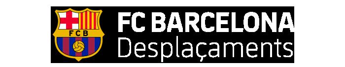 FC Barcelona Desplaçaments