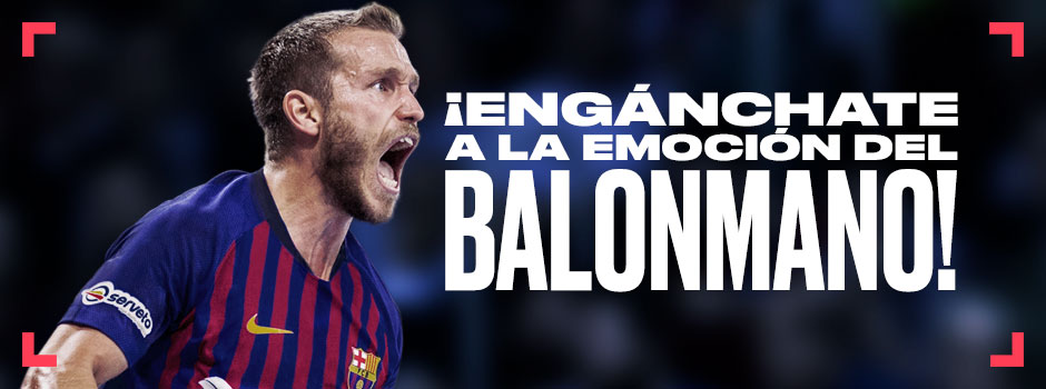 ENTRADAS BALONMANO