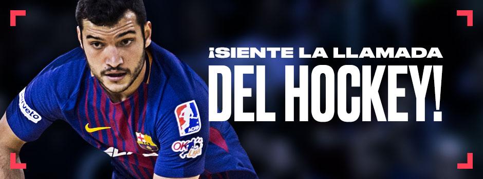ENTRADAS HOCKEY FC BARCELONA